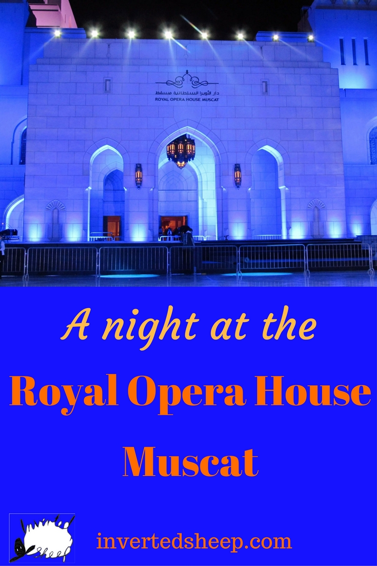 A Night at the Royal Opera House Muscat