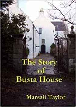 What I Read in July - The Story of Busta House