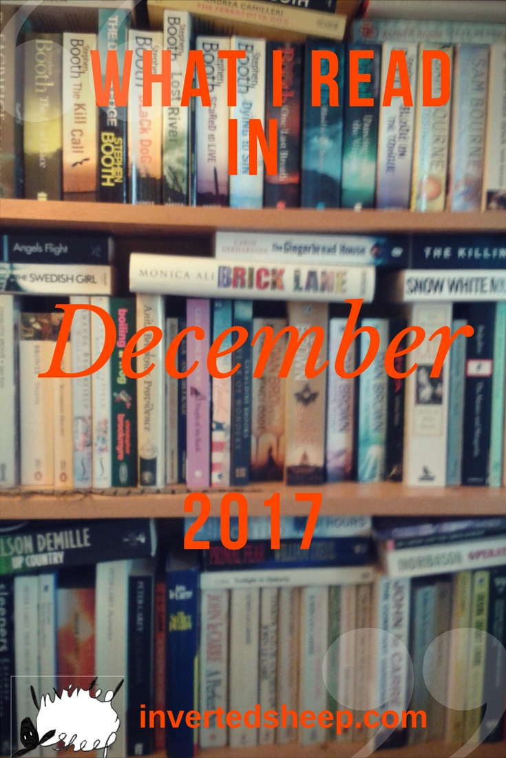 What I Read in December 2017
