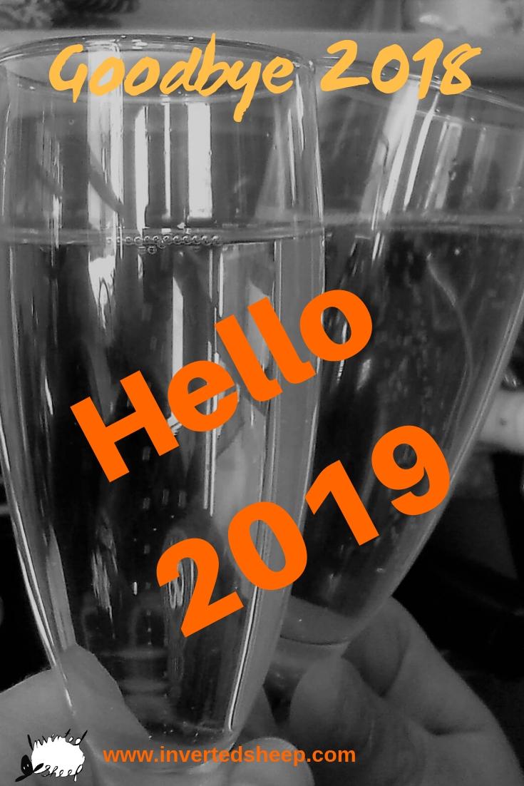 Goodbye 2018 … Hello 2019!