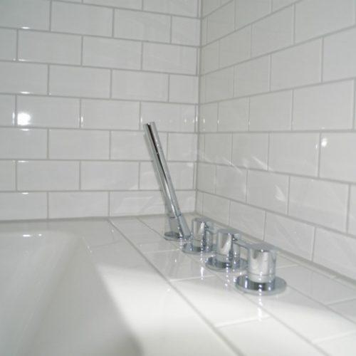 Details renovated bathroom Berlin