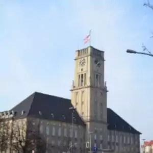 Rathaus of Schönberg