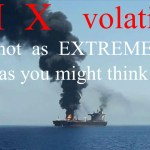 Market volatility not as extreme as you might think