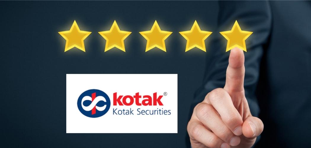 Kotak Securities Review