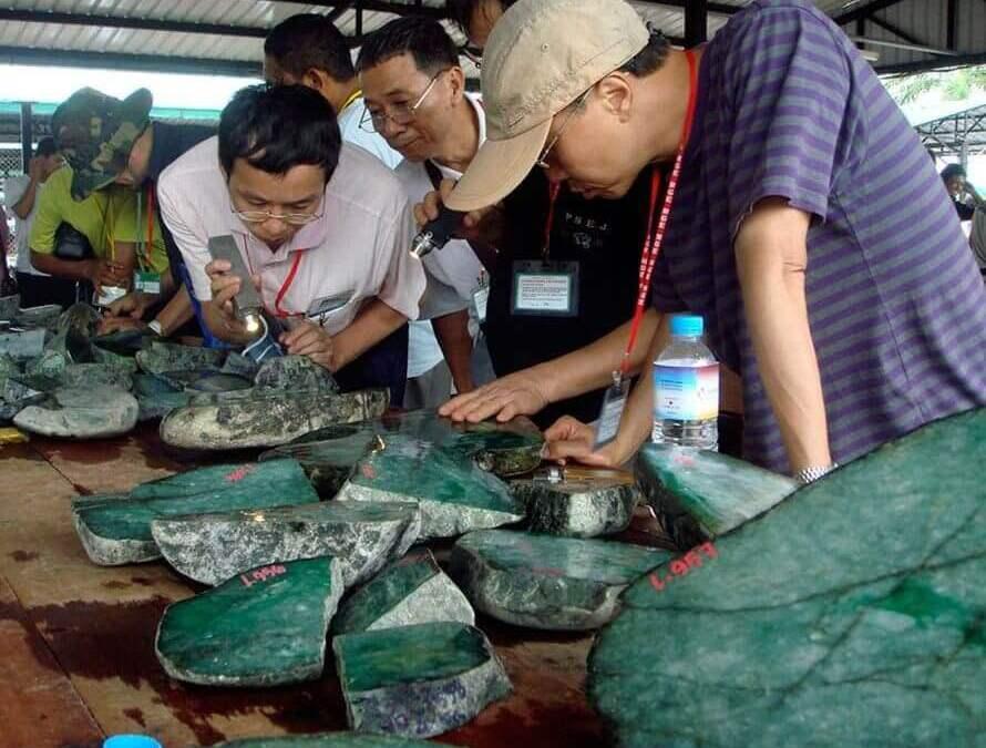 Myanmar Jade Exports Total US$1.3B