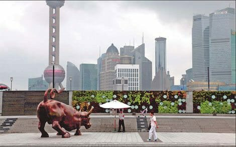Chinese Growth to Lag Rest of Asia