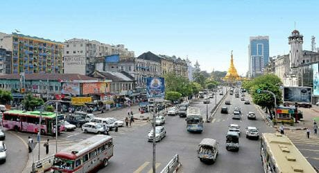 Thai Businesses Invest in Myanmar