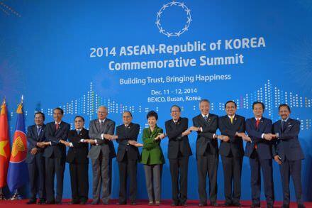 ASEAN-South Korea Ties to Strengthen