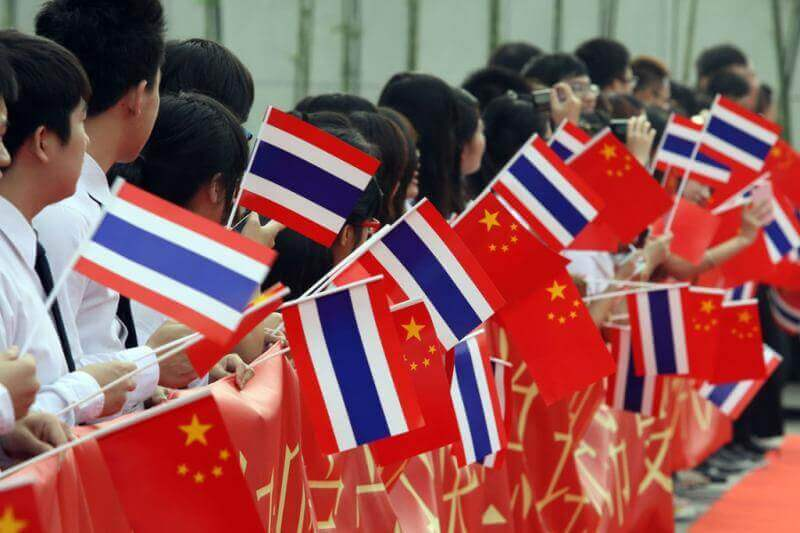 Thailand Lures Investment From China