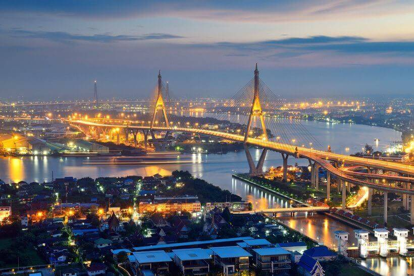 Modern Industry: Cure for a Weak Thai Economy?
