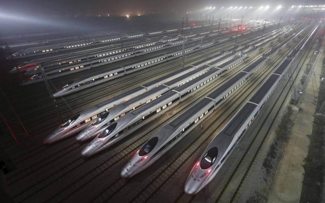 China, Japan Fight for Indonesia High Speed Rail Bid