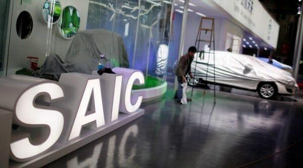 SAIC Motor, China's #1 Car Company, a Strong Buy