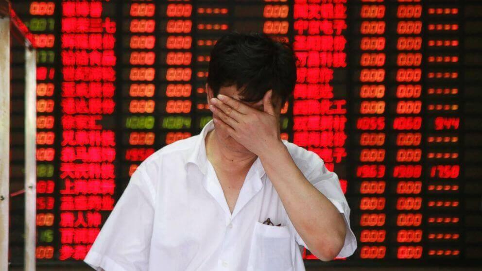 Chinese Stock Markets Halted, Shocks World