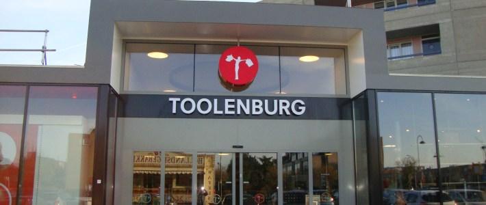 Vernieuwd winkelcentrum Toolenburg