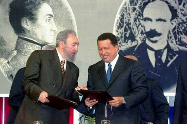 Fidel and Chávez were drivers of Latin American integration
