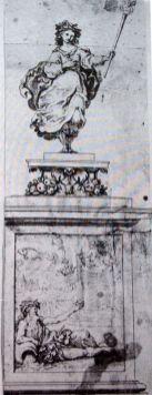 Francisco Rizi: Himeneo. Biblioteca Nacional, Madrid.