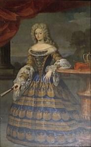 10. Jacques Courtilleau: Mariana de Neoburgo. Museo Nacional del Prado.