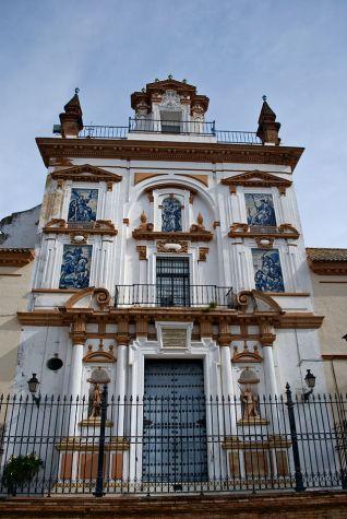 Hospital de la Caridad de Sevilla.