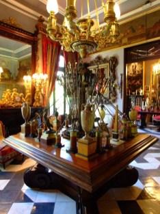 Salón vestuario. Museo Cerralbo, Madrid.