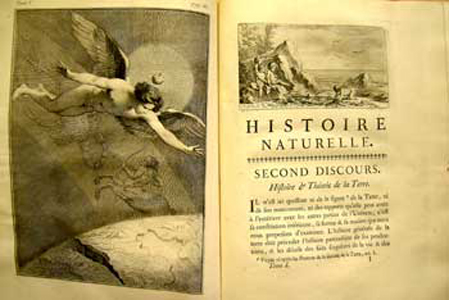 Georges Louis Buffon: Historia Natural, 1707-1788. Museo Cerralbo, Madrid.