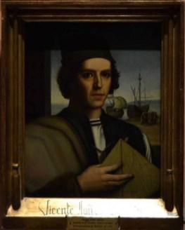 Vicente Yañez Pinzón