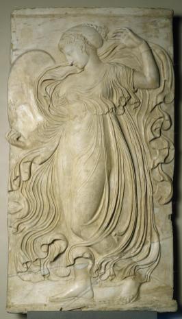 Taller romano: El baile de las Ménades. Madrid, Museo Nacional del Prado.