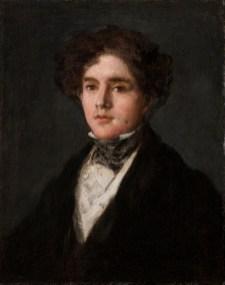 Francisco de Goya: Retrato de Mariano Goya. Dallas, Meadows Museum.