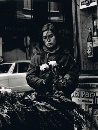 Gerardo Vielba: Florista en Saint Lazare.