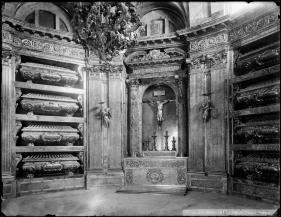 Panteón de Reyes. Foto: archivo Moreno (IPCE)