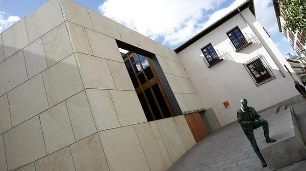 Imagen de la Casa de Iván de Vargas en la actualidad convertida en Biblioteca Municiapl. Foto: ABC
