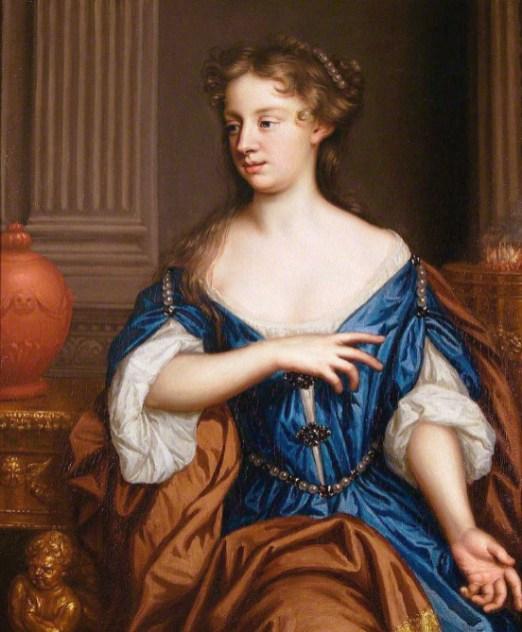 Mary Beale: Autorretrato, c. 1675. Moyse's Hall Museum.