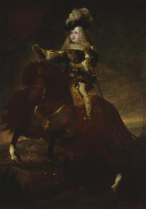 Taller Real: Carlos II niño a caballo. San Petersburgo, Museo del Hermitage.