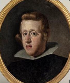 Juan Bautista Maíno (atrib.). Felipe IV. 1623-25. Bayerisches nationalmuseum. Munich.