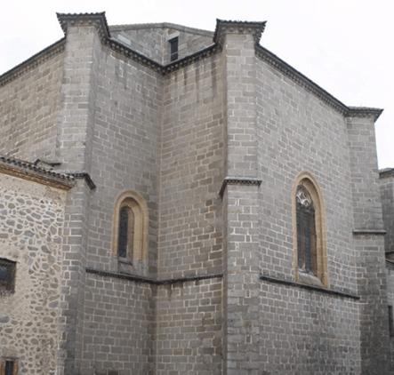 Martín de Solózano y otros: Real Monasterio de Santo Tomás de Ávila, ca. 1482. Foto: Wikimedia Commons.