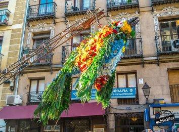 Ave. Fiesta barroca. IV Centenario de la construcción de la Plaza Mayor de Madrid. Foto: JCV.