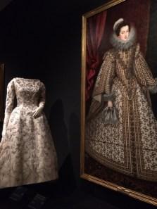 Balenciaga y la pintura española del siglo XVII