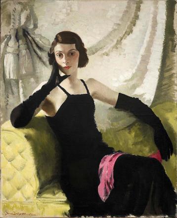 Doris Zinkeisen: Miss Sanders Watney, 1937.
