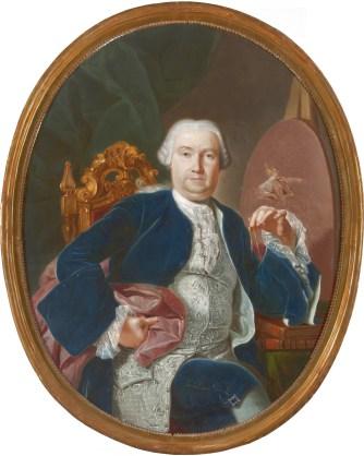 Giacinto Diano, Luigi Vanvitelli, 1765, Caserta, Palazzo Reale.