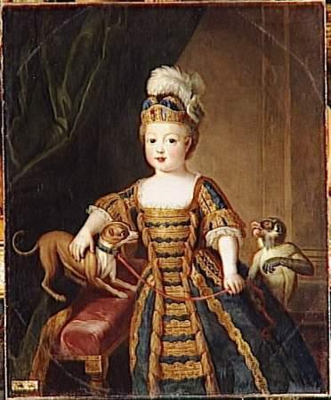 Fig. 3a. Retrato de Leopoldo, príncipe de Lorena. Palacio de Versalles, nº inv. MV 4432.