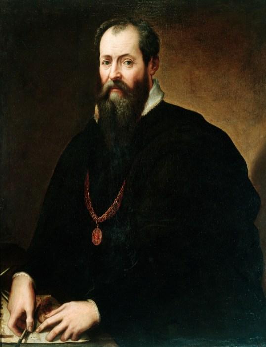 Circulo de Vasari, Giorgio Vasari, ca. 1571. Florencia, Galleria degli Uffizi.