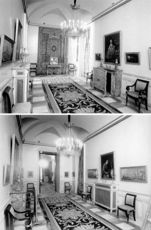 Vistas de la Sala III (1946). Fuente: ipce.culturaydeporte.gob.es