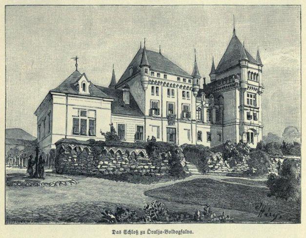 INSERT 5 castelul Kendeffy sursa Adevarulro