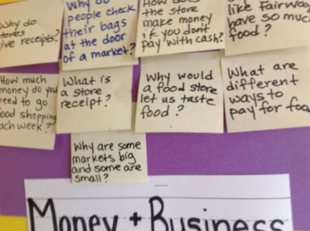 money and business questions