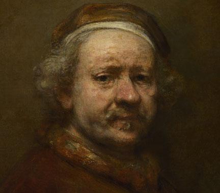 Rembrandt-self-portrait-age-63-NG221-c-face-half