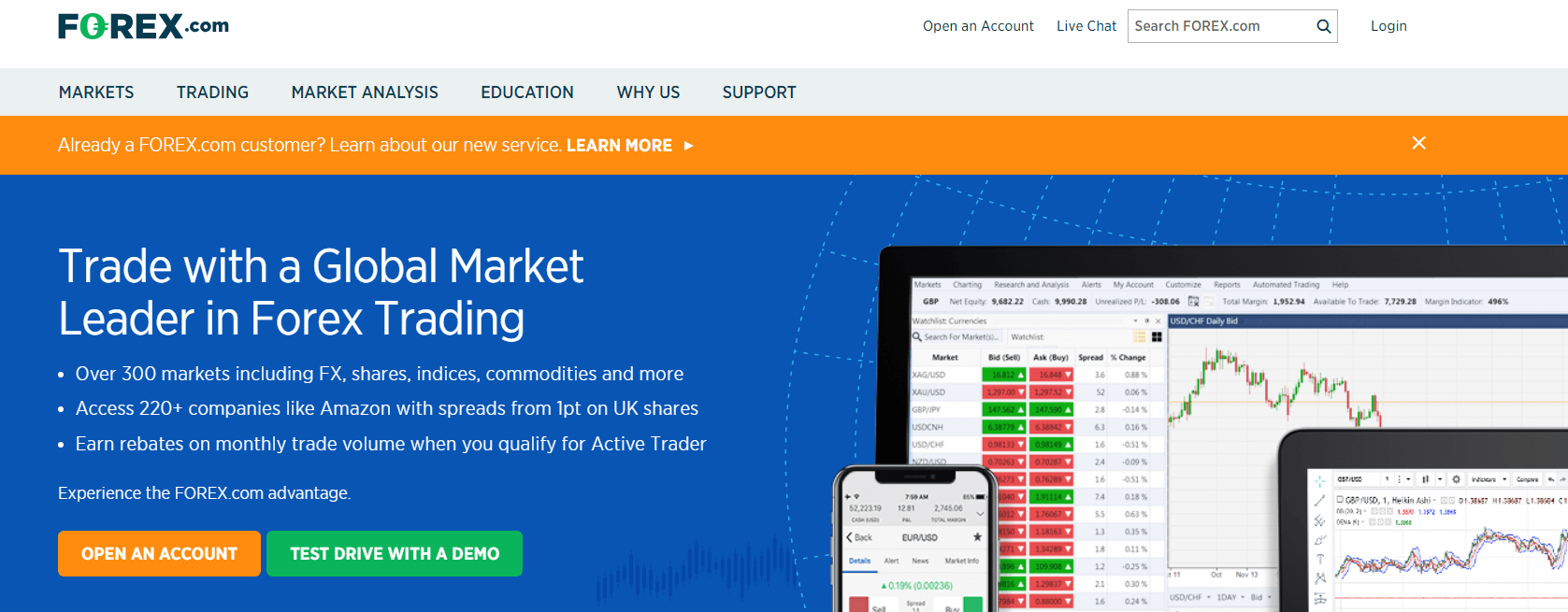 Forex broker inc review