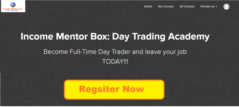 Income Mentor Box Trading Academy