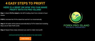 Forex Pro Island App