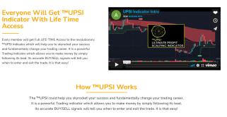 UPSI Stock Market School