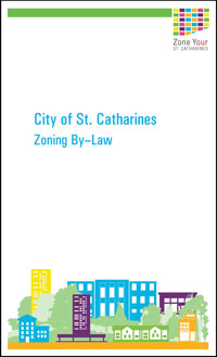 st. catharines zoning bylaws