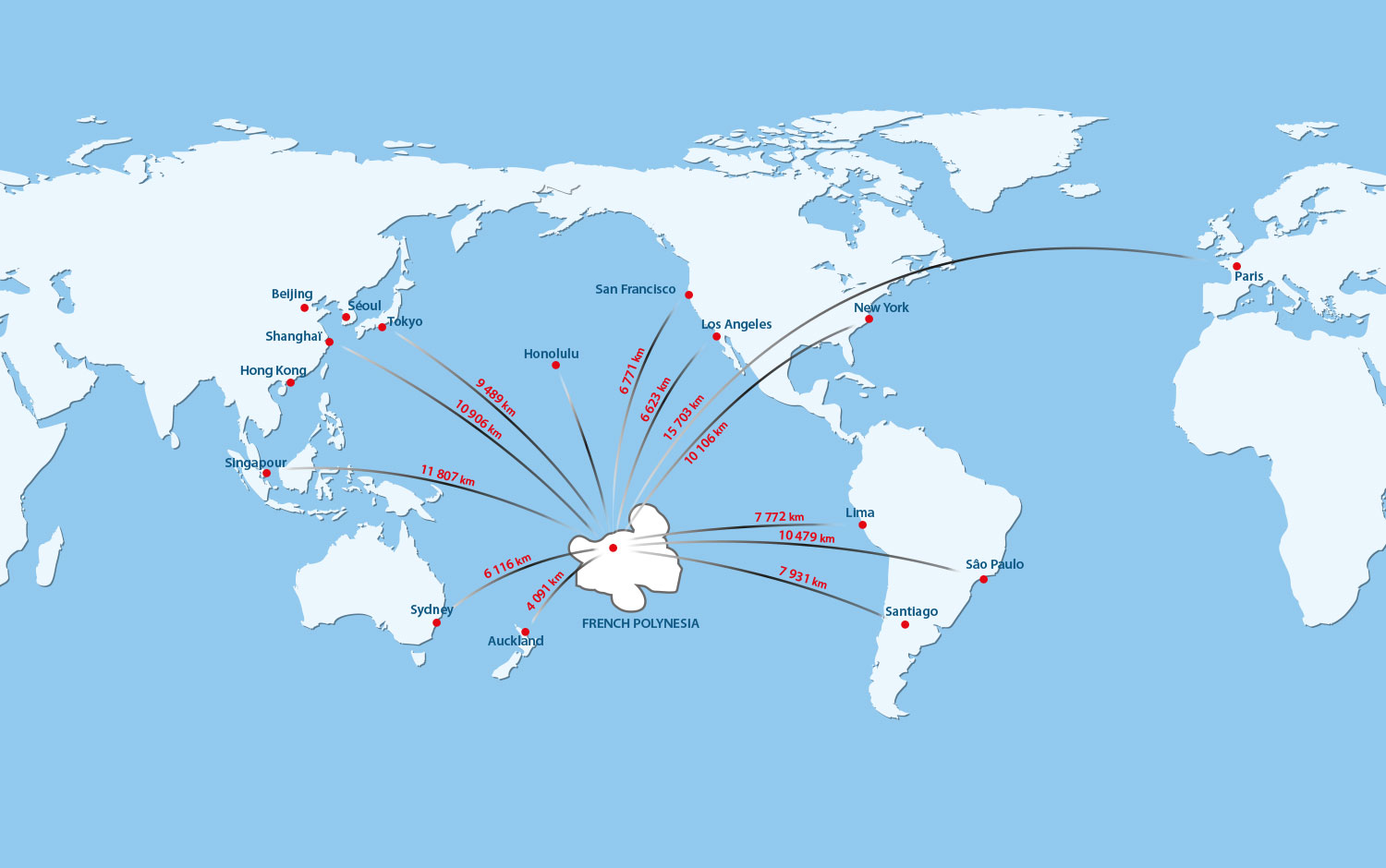 Ten Good Reasons To Invest In French Polynesia Invest In Tahiti